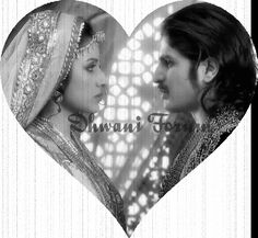 """Love, like Fortune, favours the bold."" #JodhaAkbar #Jodha #Paridhi #Rajat #Akdha #Jalal #ZeeTV"