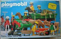 playmobil 1504 -deluxe farm set