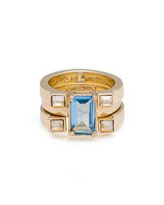 Horizon Ring Set by JewelMint.com, $29.99