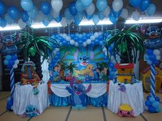 Lilo and Stitch 2010 realizada em Hadano 28032010 - Kidoçura Festas e Buffet