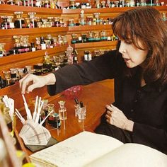 Aftelier Perfumes - perfume organ-Mandy Aftel Is A Natural Perfumer We Love