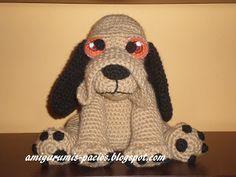 amigurumi perro/dog amigurumi I Like Dogs, Amigurumi Patterns, Crochet Animals, Disney Characters, Fictional Characters, Two By Two, Teddy Bear, Diy Crafts, Crafty