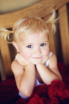 ♡ girl, child, kid, pony tails, beauty, cuty, arms, gordeous blue eyes, portrait, photo