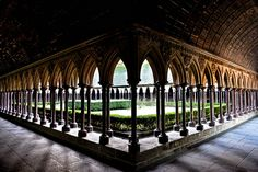 Mont Saint Michel Abbey ( Explore 01/12/15 )