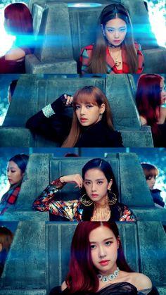 #blackpink #rose #jennie #lisa #jisoo SQUARE UP DDU-DU DDU-DU Kpop Girl Groups, Korean Girl Groups, Kpop Girls, Kim Jennie, Yg Entertainment, Taemin, Super Junior, K Pop, Monsta X