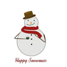 Happy snowmass, you can buy cards, t-shirts, christmas, love, gift it