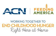 ACN, Inc. Names Feeding America Domestic Hunger Partner