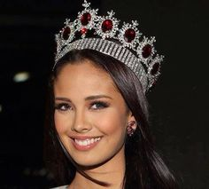 she is even more beautiful on the inside, if u can believe it!....after watching miss world