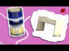 Pintar sobre melamina, aluminio o galvanizado.