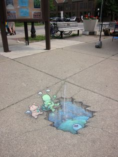Sluggo on the Street, Vol. 1 | David Zinn