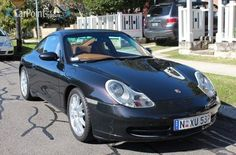 1999 Porsche 911 Carrera 996 Millenium Edition