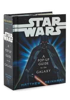 Star Wars: A Pop-Up Guide to the Galaxy - Multi, Dorm Decor, Quirky, Scholastic/Collegiate, Top Rated