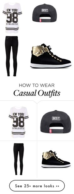 """""""Casual Athlete"""" by aviclark on Polyvore"""