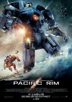 Pacific Rim, dall'11 luglio al cinema.