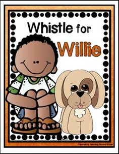 """FREE LANGUAGE ARTS LESSON - """"Whistle for Willie"""" - Go to The Best of Teacher Entrepreneurs for this and hundreds of free lessons. 1st - 2nd Grade   http://www.thebestofteacherentrepreneurs.org/2017/03/free-language-arts-lesson-whistle-for.html"""