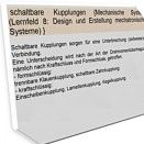 Wissensdatenbank- Mechatronik-Begriffe: Pflichtenheft + Lastenheft beschreiben
