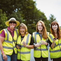 Thanks to all our fantastic volunteers who helped make Graze 2015 a success! If you fancy getting involved next year get in touch :-) #grazefestival #graze2016 #winchester #twyford #volunteers #festival #family #music #fun