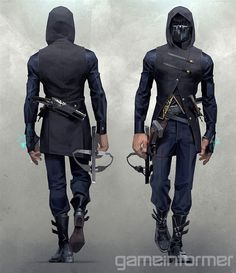 Get Reacquainted With Corvo Attano From Dishonored 2 - Features…