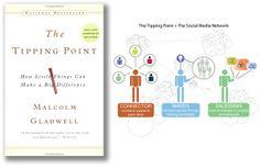 """Hoy te recomendamos una lectura que hemos hecho durante estas Navidades: """"The tipping point"""", de Malcolm #Gladwell. Se trata de un #libro que habla sobre cómo se activan y propagan las ideas a través del boca a boca, el gran objetivo de todo profesional de #comunicación. aldeavillana.com"""