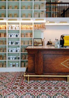 Dineen Coffee House   Gorgeous Interior Design   lark