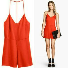 Selling this H&M Romper in my Poshmark closet! My username is: shann12189. #shopmycloset #poshmark #fashion #shopping #style #forsale #H&M #Other