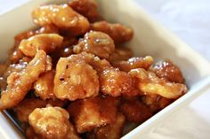"""Better than Takeout Orange Chicken"" We will see about that, but orange chicken sounds so yummy right now."