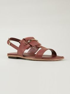 Tod's slingback sandals