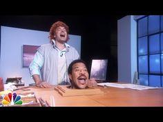 Hello! Jimmy Fallon and Lionel Richie
