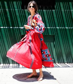 Exquisite, folkloric, cult. Vita Kin's creations have inspired stylish women all over the world. This is why.