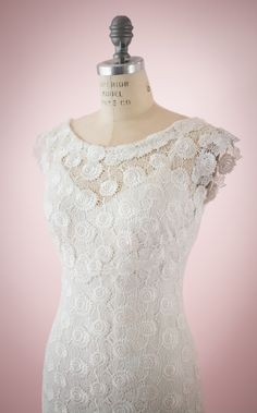 Martin mccrea wedding gowns on pinterest silk charmeuse for Wedding dress with buttons all the way down