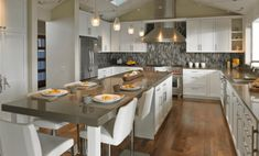 When you have a small kitchen, you often think of a limited space where you can't do much. Even considering creating more counter space is like nearly impossible. Kitchen islands are likely to be good for bigger kitchens since they have wider space. Actually, that's not true. A small kitchen does have the same opportunity …