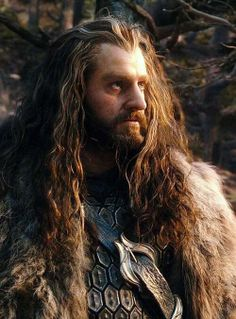 It's been a while since I've seen you, Thorin.