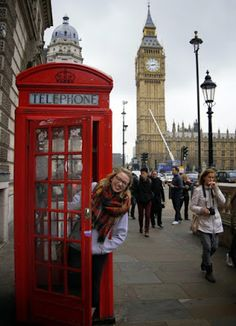Travel Tuesday: London, England