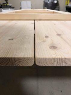 Spisebord - DIY | HVITELINJER : HVITELINJER