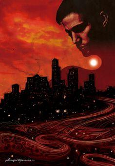 Ilustração para livro (Pintura Digital)