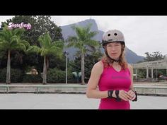 How to Skate Faster: Double Push practice drill for more advanced inline skaters - YouTube
