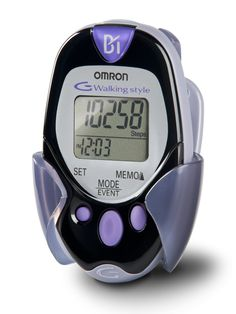 Health and fitness are an ever-present concern for many of us, especially now that it's very common to have a sedentary lifestyle sat either at the desk for work or on the sofa at home. One way to encourage yourself to get more exercise and get healthier is to use a pedometer to track your steps each day. The Omron HJ-720ITC is designed exactly for this, and comes with software that lets you keep tabs on your exercise over a long period of time
