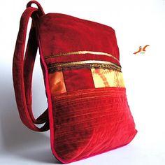 jnb.textil / Ohnivka červená