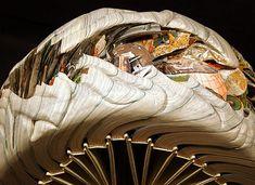 Arte com Livros - Criado por Brain Dettmer - USA