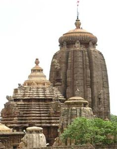 Temples in Odisha (Orissa), India