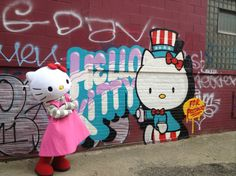 Hello Kitty para Presidente