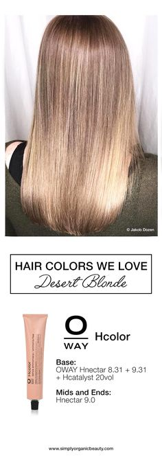 Trending Hair Colors This Week (With Formulas)!   Simply Organic Beauty