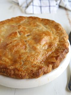 Foolproof Flaky Pie