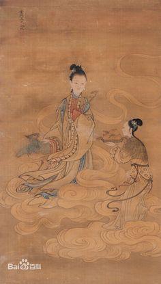 Leng Mei(冷枚) ,