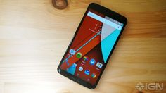 Google Nexus 6 Review - http://videogamedemons.com/reviews/google-nexus-6-review-2/