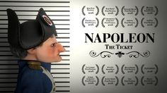 """Matt Berenty's """"Napoleon: The Ticket"""" 