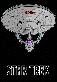Star Trek Characters, Star Trek Series, Star Trek Starships