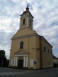 Kostel svaté Máří Magdalény - fasáda - Lanškroun, Pardubický