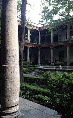 Franz Mayer Museum for the decorative arts, Mexico City.   https://www.facebook.com/bodosperleinlondon