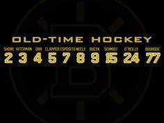 Bruins greats